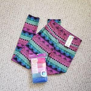 Bundle Girls Leggings and Panties